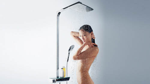 hg_raindance-select-showerpipe_showering-woman.jpg
